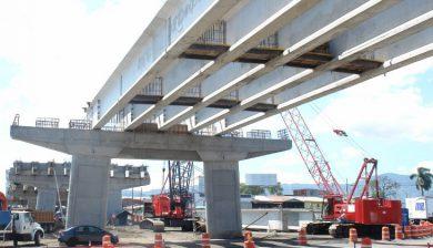 puente con refuerzo de fibra