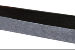 Perfil cuadrado de basalto